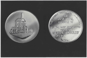 West Medal